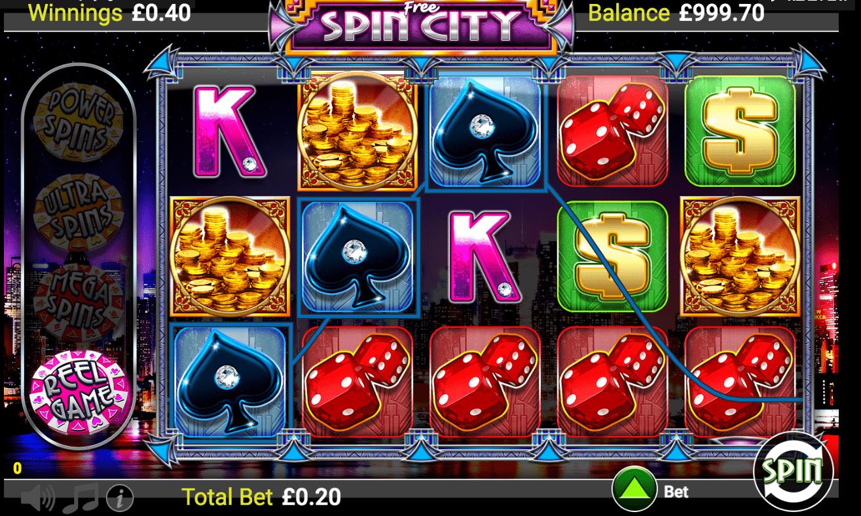Game Slot Free Spin