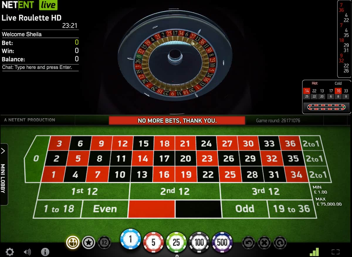the netent casino games