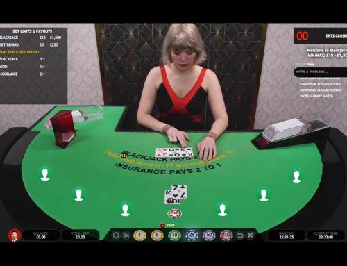 Playing Perfect Blackjack