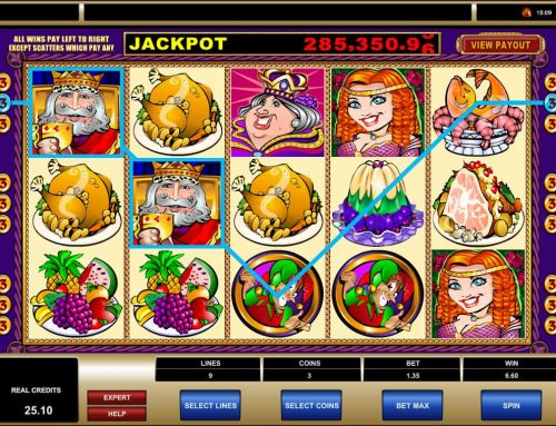 Any Jackpot Moolah Is Mega