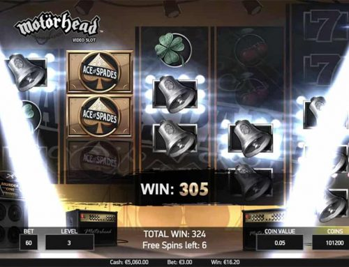 Slots Get Ready To Rock…Again!