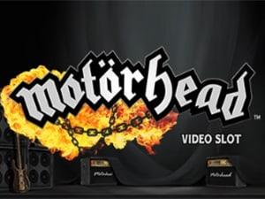 Motorhead video slot games