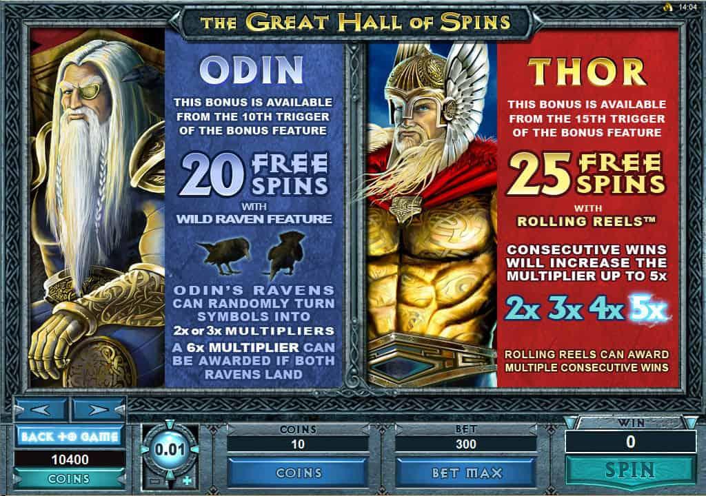 Slot thunderstruck 2