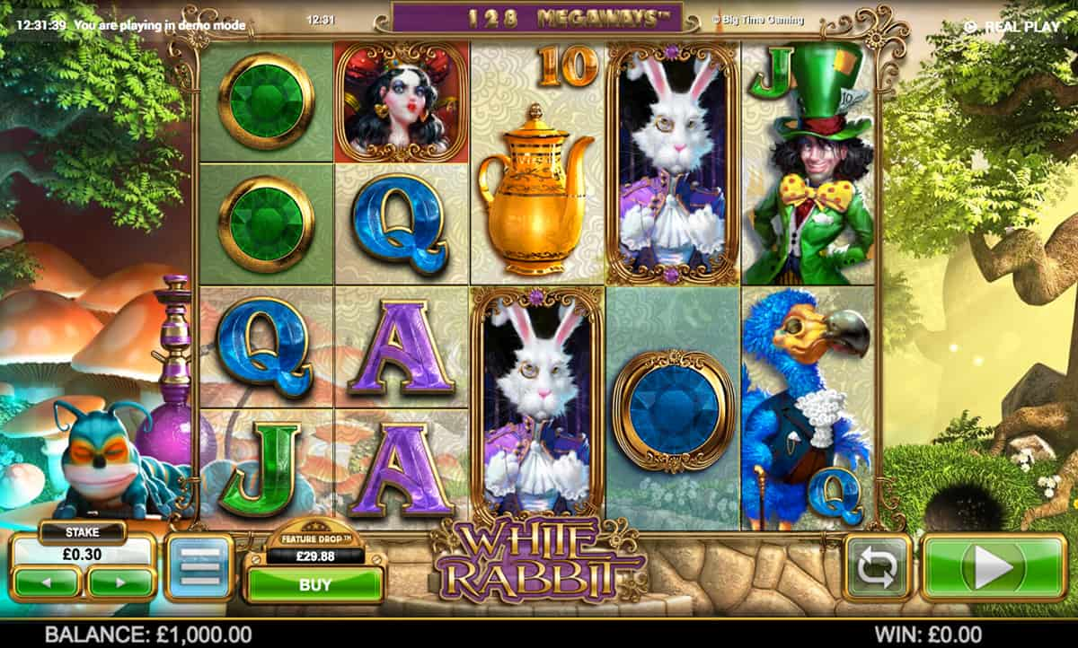 white rabbit casino