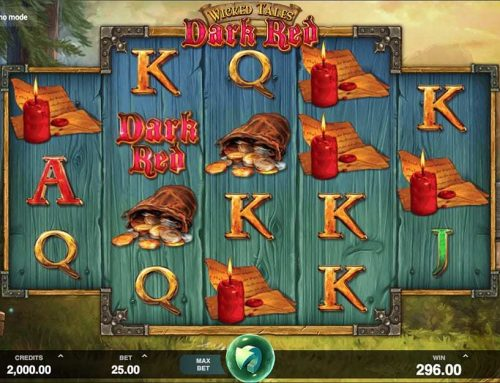 Which Wicked Slots Tales Get You Going?